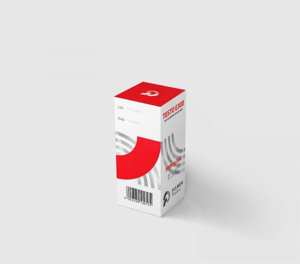 Buy TESTO E300® (Testosterone Enanthate) | FULMEN Pharma